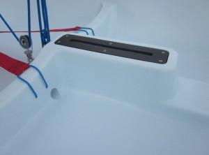 sailqube-dagger board top plate